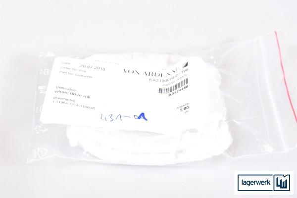 VON ARDENNE EA2100974-0/199 / EA21009740199, Antriebsrolle A0124488 - NEU
