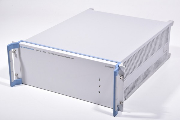 ROHDE & SCHWARZ ASCU-G1 GSM SN: 100007, Advanced Signal Conditioning Unit