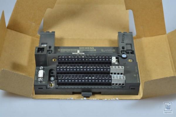 Siemens, 6ES7193-0CA20-0XA0, SIMATIC DP Terminalblock / terminal block