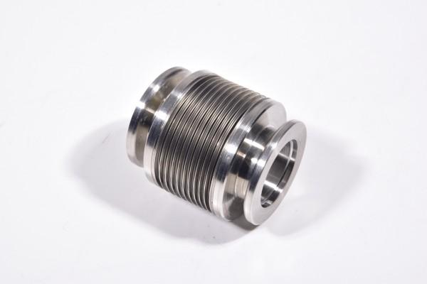 Flex-Faltenbalg ISO-KF DN 25, Länge 50mm
