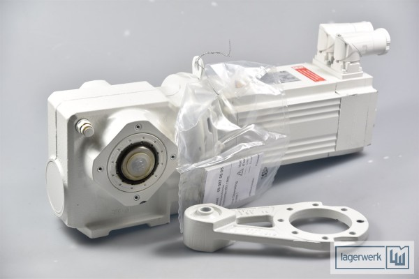 SEW SA37/T CMP63S/BP/KY/RH1M/SB1, Schneckengetriebemotor