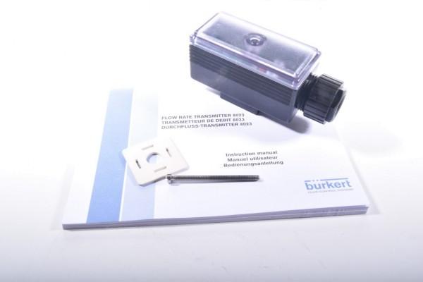 BÜRKERT 550148 W4XML, Durchfluss-Transmitter 8023