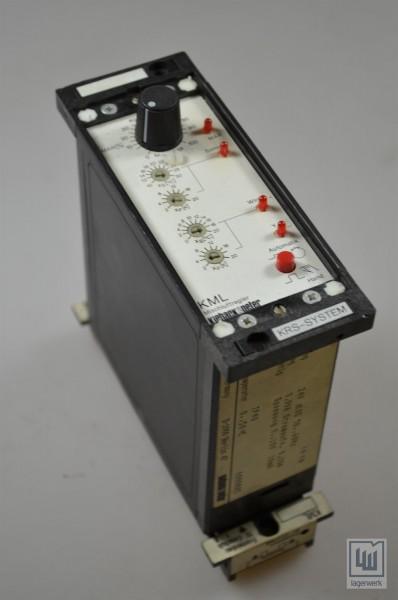 Kieback+Peter, KML, Mischluftregler / mixed air controller