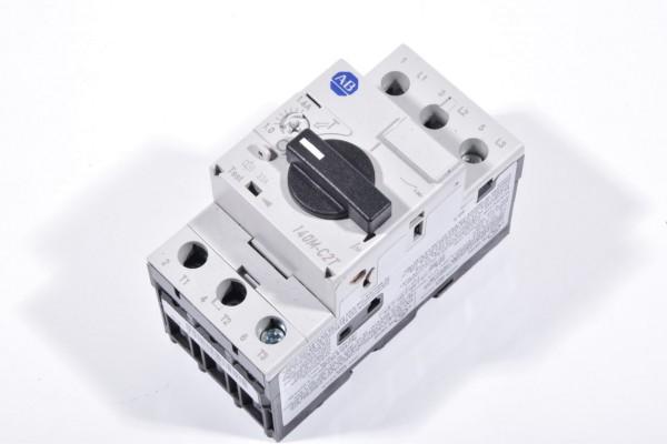 ALLEN BRADLEY 140M-C2T-B16 / 140MC2TB16, Motorschutzschalter 1-1,6A