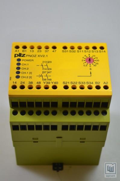 774516; PNOZ XV2.1 30/230VAC 24VDC