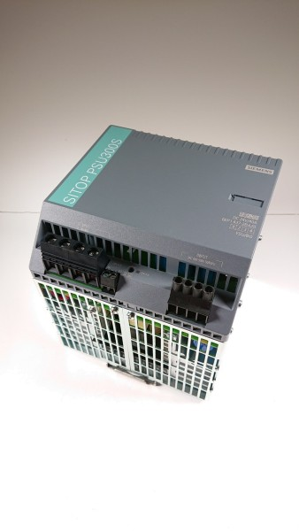 SIEMENS 6EP1437-2BA20, SITOP PSU300S 40A Stabilized power supply
