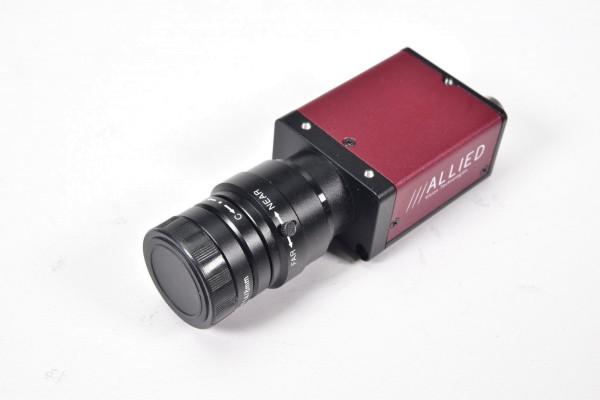 ALLIED VISION Stingray F125B ASG, Hochleistungskamera 1.2MP 30fps F1.4:8mm