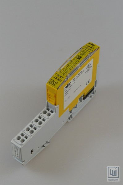 PILZ 312210, PSSu E F 4DO 0.5 / PSSu E F 4DO 0.5 (universal), sicheres E/A Modul