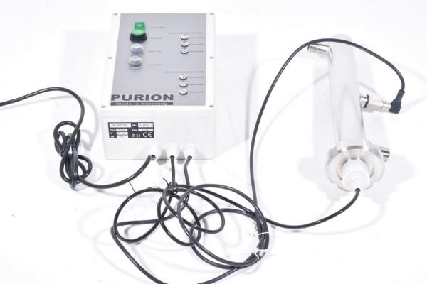 PURION 500 230E S2 T, 105 02600 0000, Entkeimung Trinkwasser + Sensor