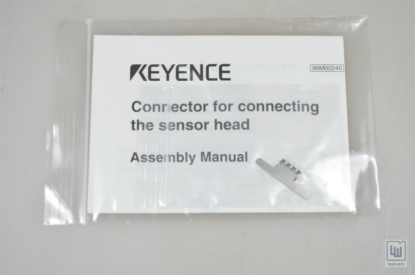 Keyence Crimp Stecksatz / connector crimping 96M00245