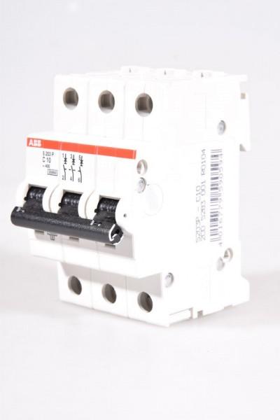ABB 2CDS283001R0104, S203P/C10 / S203P-C10 / S203P C10 / S203PC10, Sicherungsautomat / circuit breaker