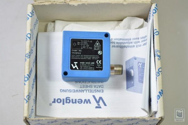 WENGLOR YP05PA3, Laser-Taster