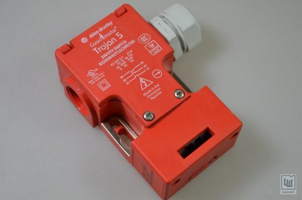 ALLEN-BRADLEY 440K-T11090 B, Sicherheitsschalter Trojan 5 (DM44 3000382484)