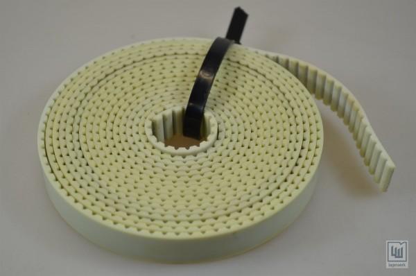 Zahnriemen / timing belts 16mm, l=4m