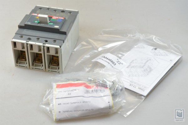 ABB N5596, Tmax T3N, Leistungsschalter / circuit breaker