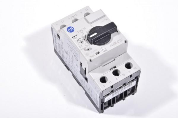 ALLEN BRADLEY 140M-C2E-C10 / 140M C2E C10 / 140MC2EC10, Motorschutzschalter 6,3-10A