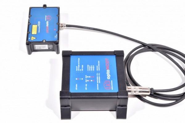 MICRO EPSILON ILD1800-750VT, optoNCDT 1800, Laseroptischer CCD-Wegsensor RS232