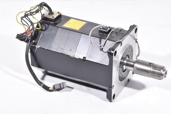 Fanuc AC Servo Motor α12/2000 A06B-0142-B675#0006