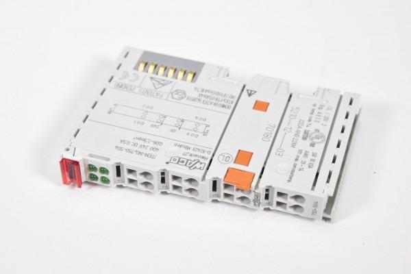 WAGO 750-504 / 750 504 / 750504, 4-Kanal-Digitalausgang 24VDC