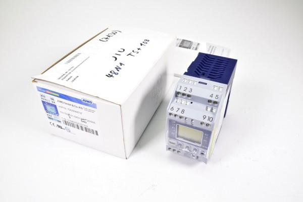 JUMO 701150/9-01-0253-2043-25/005, safetyM STB/STW - NEU