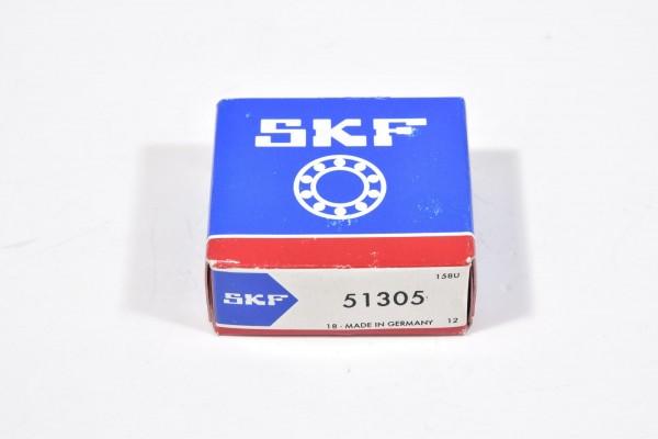 SKF 51305, Axial-Rillenkugellager - NEU