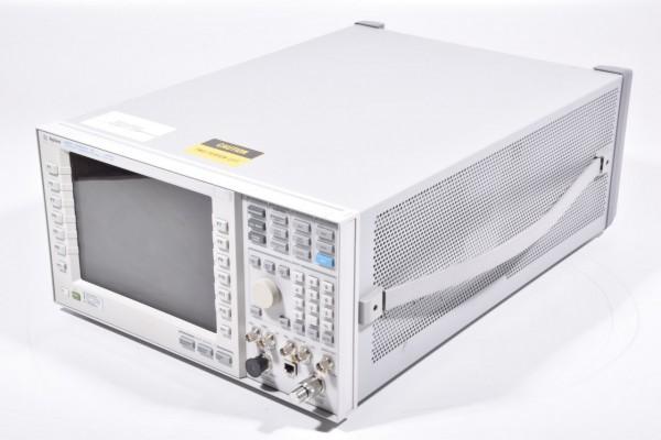 AGILENT E5515C, Wireless Communications Test Set + Options S/N: GB44051410