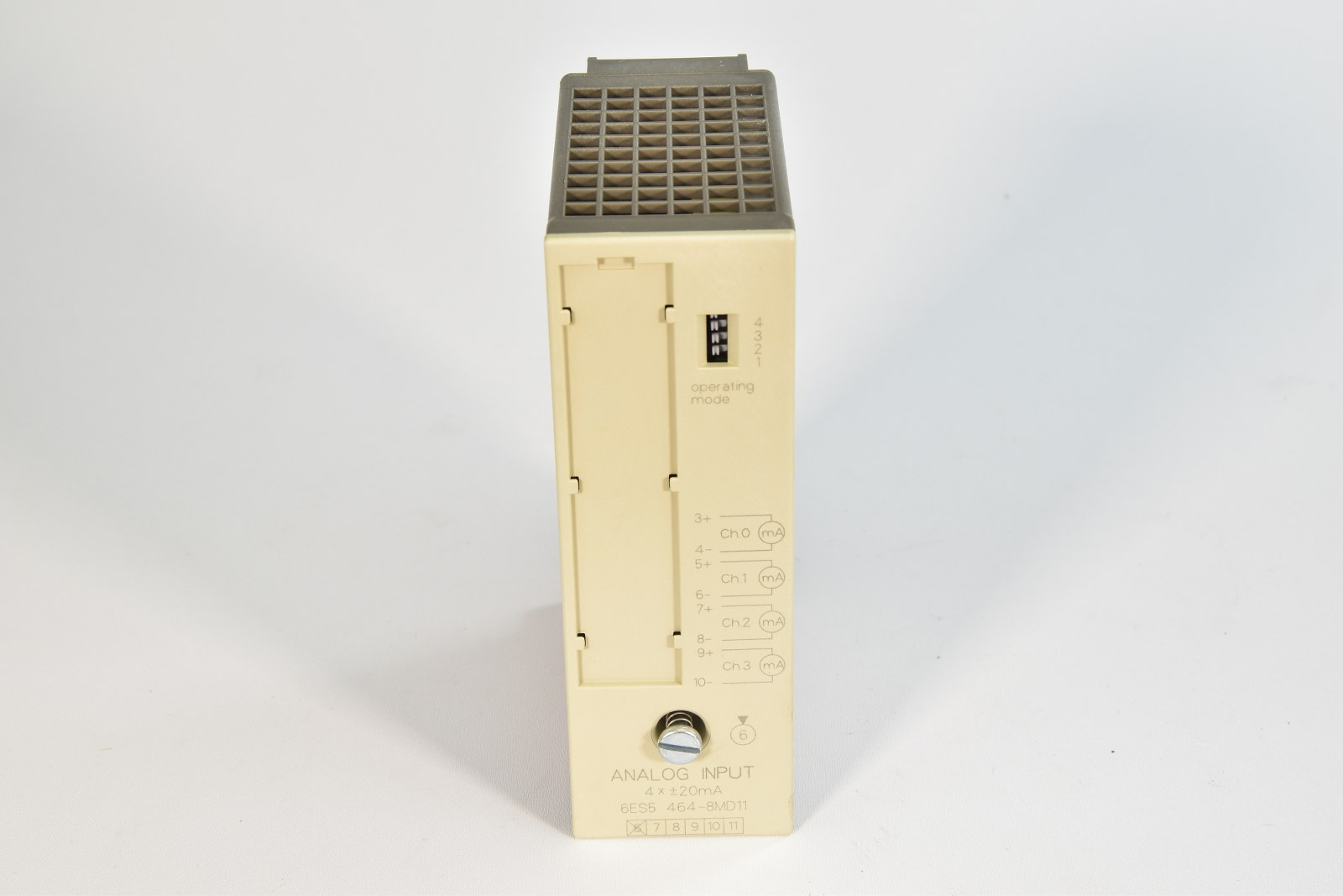 used Siemens Simatic S5 6ES5 464-8MD11 6ES5464-8MD11 E-Stand 05