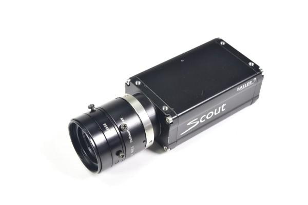 Basler scA1390-17fm / scA1390 17fm / scA139017fm, Scout Flächenkamera
