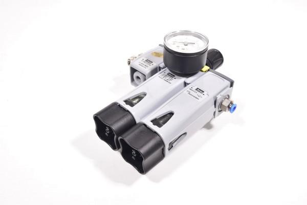 PARKER P3HEA11ESMBNNP, Modulflex Druckluft Wartungseinheit