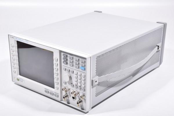 AGILENT E5515C, Wireless Communications Test Set + Options S/N: GB45360213