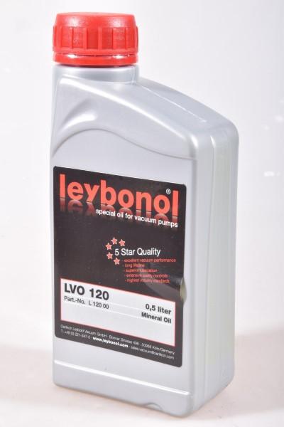 LEYBOLD VACUUM L12000, LEYBONOL LVO 120 / LVO120, Mineralöl, 0,5L