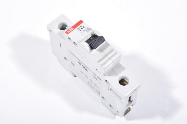 ABB 35077774, S271-K6 / S271/K6 / S271K6, Leitungsschutzschalter K6, 1 polig