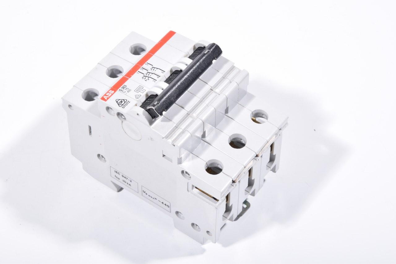 ABB S263 B13 Leitungsschutzschalter Sicherungsautomat