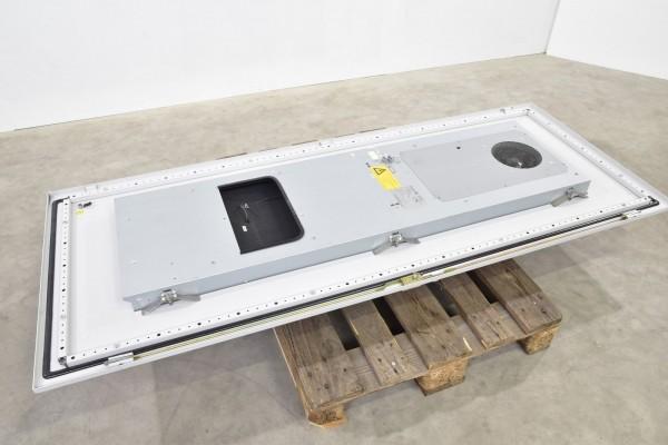 PFANNENBERG 13269341085, DTI9341, Schaltschrankkühlgerät mit Tür 1500W, 230V AC