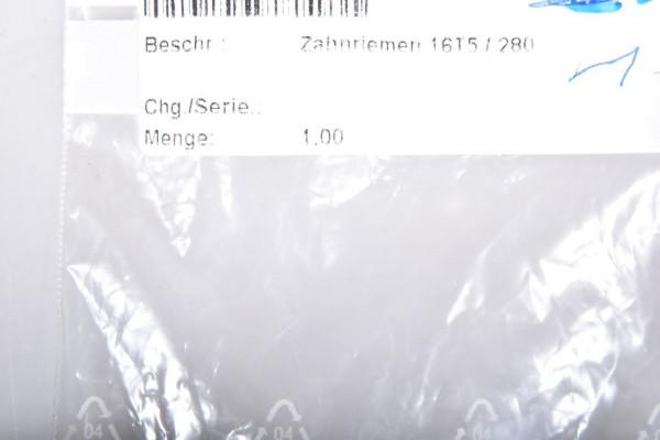 OPTIBELT 16T5/280, Zahnriemen