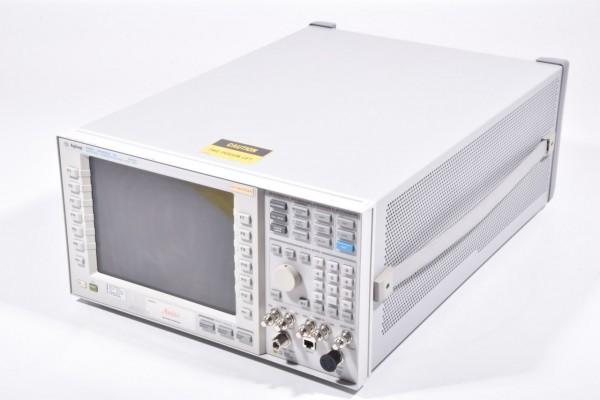 AGILENT E5515C, Wireless Communications Test Set + Options S/N: GB47070350