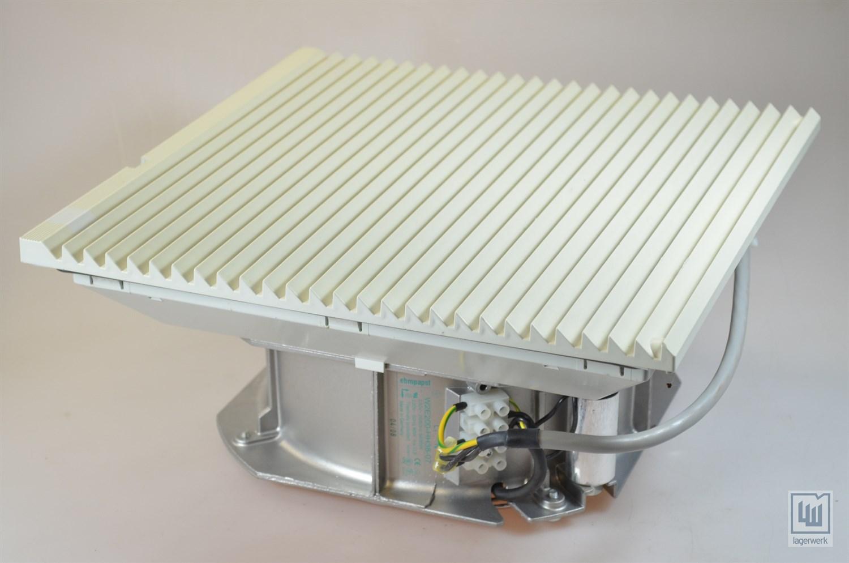SK3326.107 / SK3326107 + W2E200-HH38-07,Rittal cabinet filterfan + ...