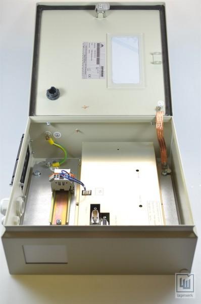 1360.9915114 + 1360.9915104, Sasse PHMI Repeatermodul mit Schaltschrank / repeater module with cabinet