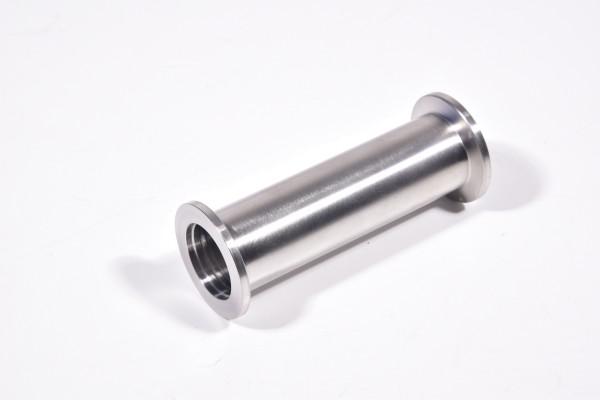 Zwischenstück ISO-KF DN25, Länge 100mm, glänzend