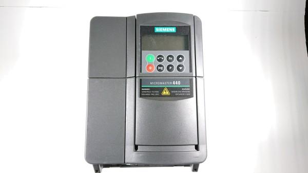 SIEMENS 6SE6440-2UD22-2BA1, MICROMASTER 440