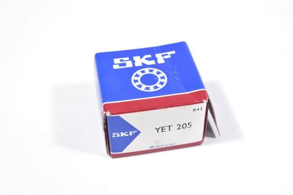SKF YET 205 / YET205, Spannlager - NEU