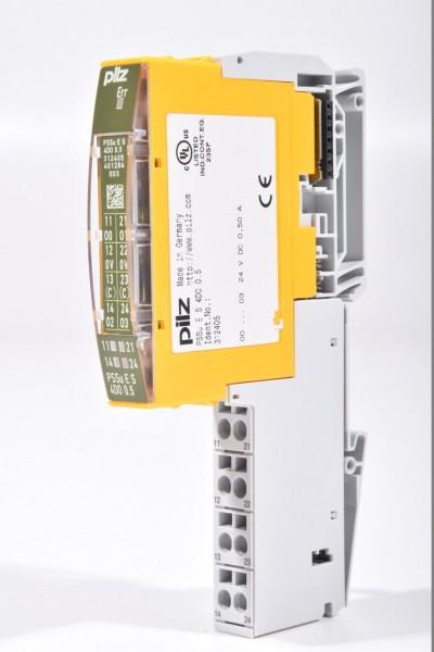 PILZ 312405, PSSu (universal) E S  4DO 0.5 / PSSuES4DO0.5, Standard E/A Modul - gl