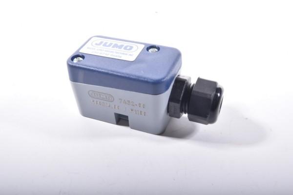 JUMO 7452-00 80025632 TYP 902522/41,  83301, Widerstandsthermometer PT100
