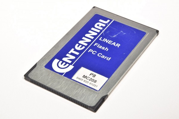 CENTENNIAL PM24640 54200, Flash PC Card P8 MC208