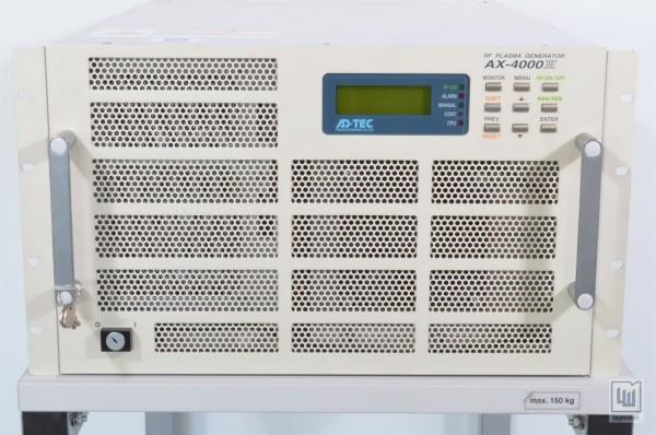 ADTEC RF Plasma Generator AX-4000III-40M