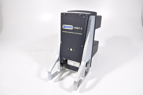 SEMILAB WMT-3 / WMT 3 / WMT3, Thickness, Resistivity & P/N Tester