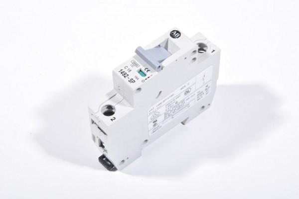 ALLEN BRADLEY 1492-SP1C160 / 1492SP1C160, Leitungsschutzschalter C16, 1 polig