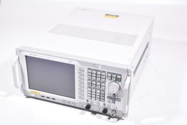 Agilent Technologies E6621A, PXT Wireless Communications Test Set + Options S/N: MY51100153