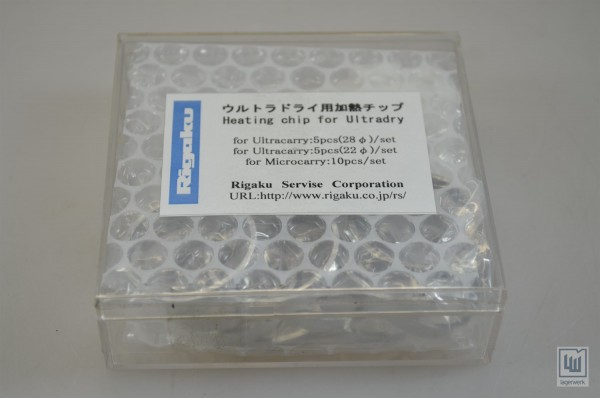 Rigaku Heating chip for Ultradry, for Ultracarry