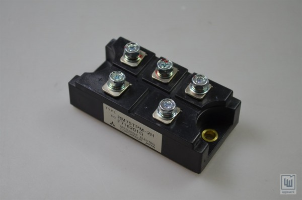 MITSUBISHI F716201FG, RM75TPM-2H, Diodenbrückenmodul